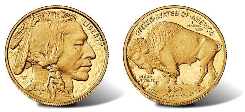 1_oz_American_Gold_Buffalo_BU coin shop in lutz