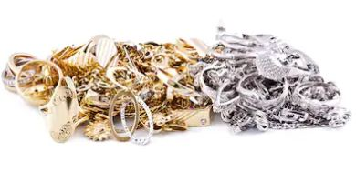 we buy scrap jewelry - gold and silver